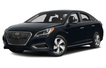2017 Hyundai Sonata Plug-In Hybrid - Night Sky Blue Pearl