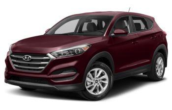 2018 Hyundai Tucson - Ruby Wine