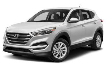2018 Hyundai Tucson - Winter White