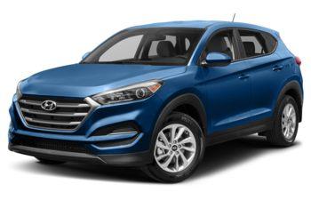 2018 Hyundai Tucson - Caribbean Blue