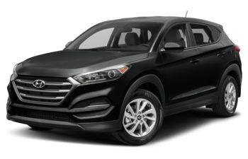 2018 Hyundai Tucson - Chromium Silver