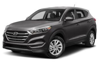 2018 Hyundai Tucson - Coliseum Grey