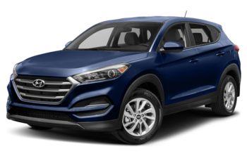 2017 Hyundai Tucson - Chromium Silver