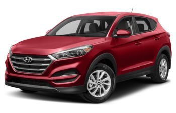 2018 Hyundai Tucson - Gemstone Red