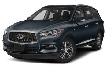 2020 Infiniti QX60 - Hermosa Blue Metallic