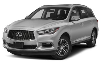 2018 Infiniti QX60 - Platinum Ice Metallic