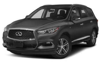 2020 Infiniti QX60 - Graphite Shadow Metallic