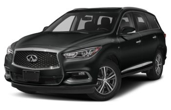 2020 Infiniti QX60 - Imperial Black Metallic