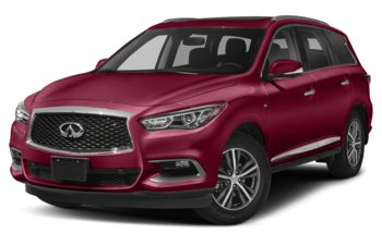 2019 Infiniti QX60 - Deep Bordeaux Metallic