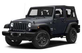 2017 Jeep Wrangler - Rhino
