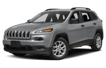 2018 Jeep Cherokee - Billet Metallic