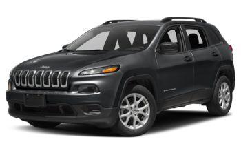 2018 Jeep Cherokee - Granite Crystal Metallic