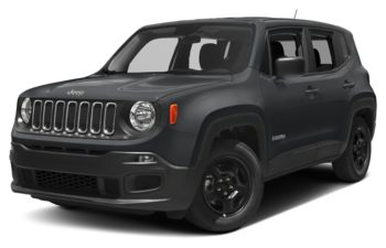 2018 Jeep Renegade - Granite Crystal Metallic