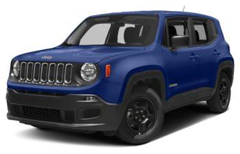 2018 Jeep Renegade - Jetset Blue