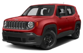 2018 Jeep Renegade - Colorado Red