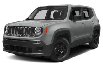 2018 Jeep Renegade - Glacier Metallic
