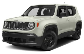 2018 Jeep Renegade - Alpine White