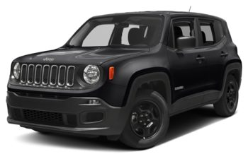 2018 Jeep Renegade - Black