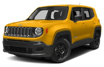 2018 Jeep Renegade - Solar Yellow