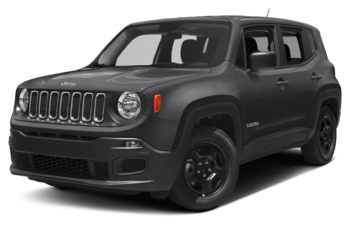 2018 Jeep Renegade - Anvil
