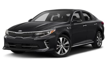 2018 Kia Optima - Ebony Black