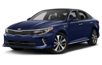 2018 Kia Optima - Lightning Blue