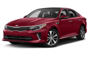 2018 Kia Optima - Regency Red