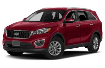 2017 Kia Sorento - Regency Red
