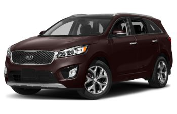 2018 Kia Sorento - Dark Cherry