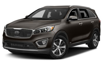 2018 Kia Sorento - Polished Walnut