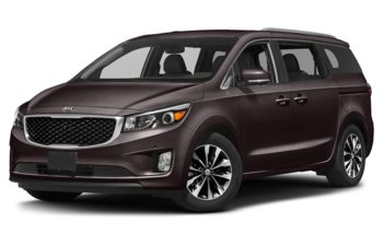 2018 Kia Sedona - Titanium Brown Metallic