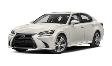 2017 Lexus GS 350 Base