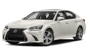 2019 Lexus GS 350 - Eminent White Pearl