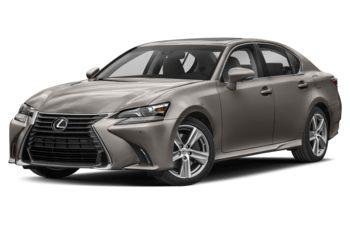2017 Lexus GS 350 - Atomic Silver