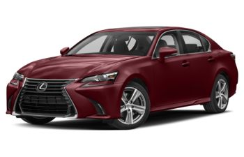 2017 Lexus GS 350 - Matador Red Mica
