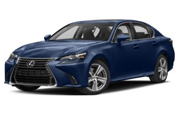 2018 Lexus GS 350 - Ultrasonic Blue Mica 2.0