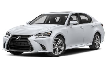 2019 Lexus GS 350 - Ultra White