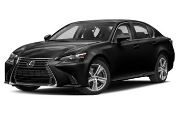 2017 Lexus GS 350 - Obsidian
