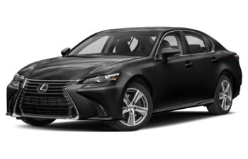 2020 Lexus GS 350 - Caviar