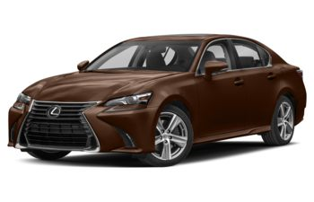 2017 Lexus GS 350 - Autumn Shimmer