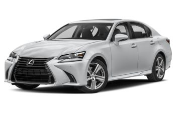 2020 Lexus GS 350 - Liquid Platinum