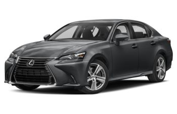 2017 Lexus GS 350 - Smoky Granite Mica