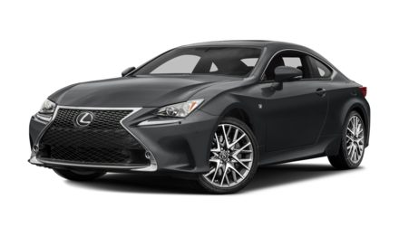 2017 Lexus RC 300 Base