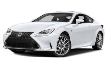 2018 Lexus RC 300 - Ultra White