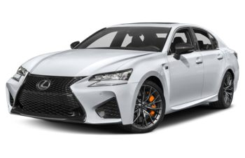2017 Lexus GS F - Ultra White