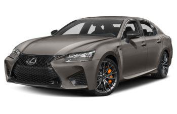 2017 Lexus GS F - Atomic Silver