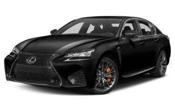 2018 Lexus GS F - Caviar