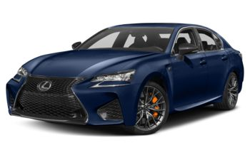 2018 Lexus GS F - Ultrasonic Blue Mica 2.0