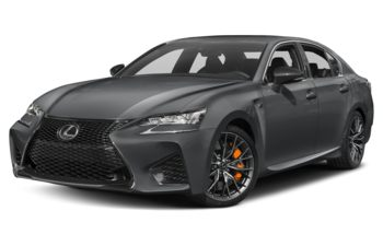 2017 Lexus GS F - Smoky Granite Mica