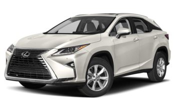 2018 Lexus RX 350 - Eminent White Pearl